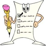List cartoon